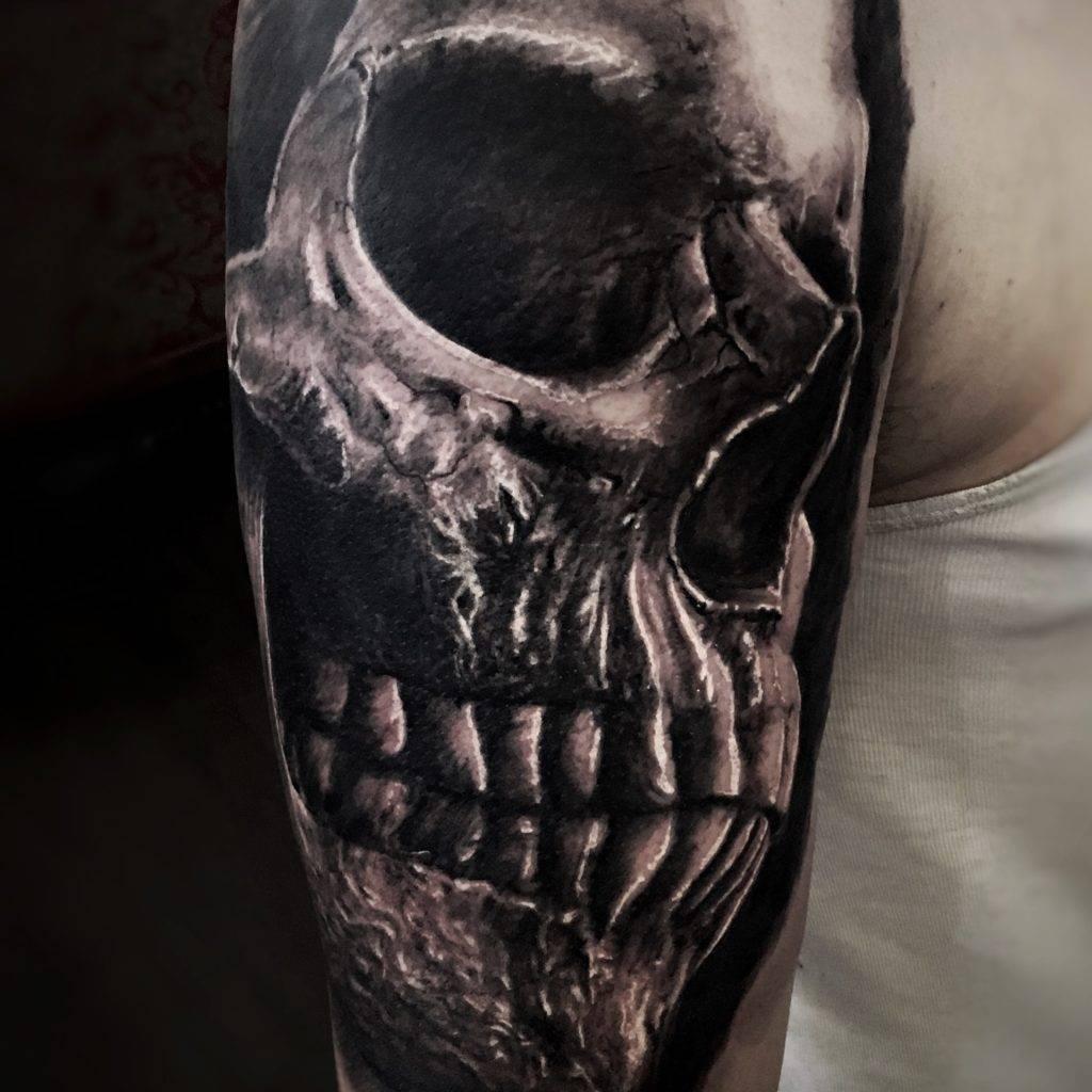 Guillermo Sanchez - Miami Tattoo Co © ™